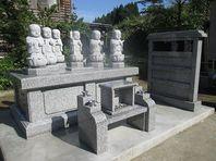 新しい永代供養墓完成!