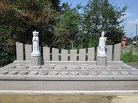 ペットと入れる永代供養墓の受付開始